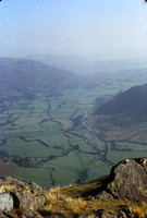Langdale Valley from Pike How Oct 65