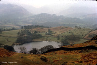 Loughrigg Tarn from Loughrigg