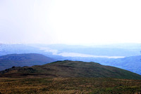 Windermere from Loughrigg Apr 64