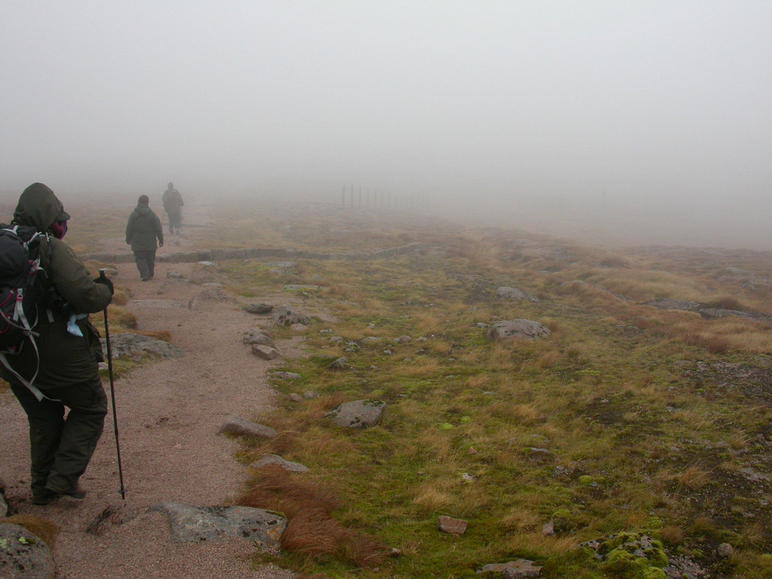 Cairn Gorm summit path